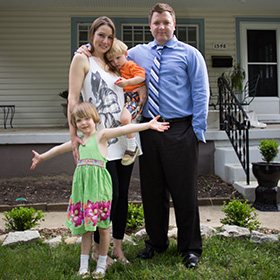 Dayton First-Time Homebuyer